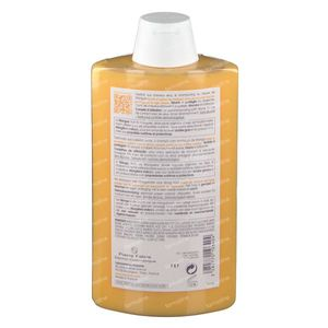 Klorane Nourishing Shampoo With Mango 400 ml