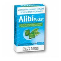 Alibi Pocket 12  zuigtabletten