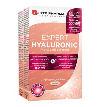 Forté Pharma Expert Hyaluronic Duo 2x30 capsules