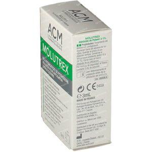 Molutrex 5% Lösung 3 ml flakon