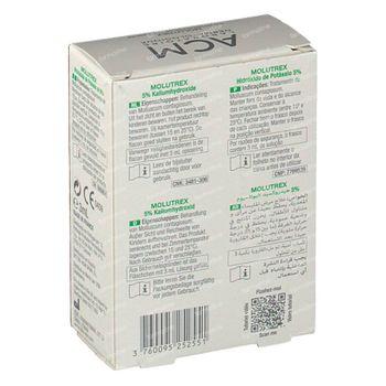 Molutrex 5% Solution 3 ml flacon