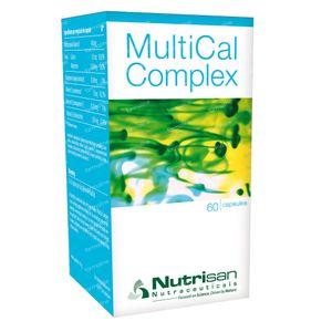 Nutrisan Multical Complex 60 St Capsules