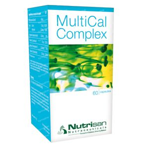 Nutrisan Multical Complex 60 St Capsule