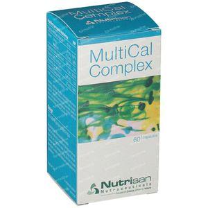Nutrisan Multical Complex 60 stuks Cápsulas