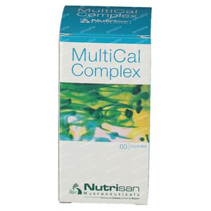 Nutrisan Multical Complex 60 capsules
