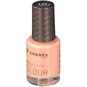 Korres Nail Colour 07 Pink Champagne 10 ml