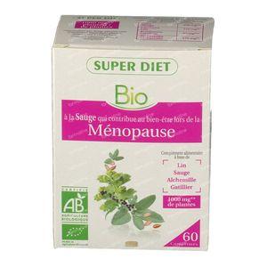 Super Diet Phytofemme Sage Menopause 60 tablets