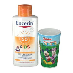 Eucerin Kids Sun Lotion SPF50+ 400 ml