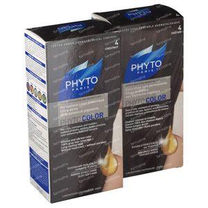 Phytocolor 4 Kastanje 1+1 GRATIS 2 stuks