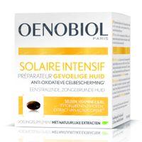 Oenobiol Solaire Intensif Gevoelige Huid - Celbescherming van Binnenuit 30  capsules
