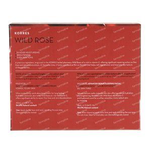 Korres Wild Rose Promo Set 40+16 ml