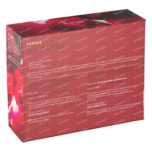 Korres Wild Rose Promo Set 40+16 ml