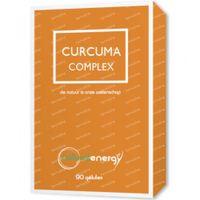 Natural Energy Curcuma Complex 500mg 90  capsules