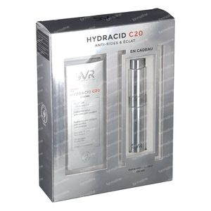 SVR Hydracid C20 Cream + Pocket Size Brume Éclat For FREE 30 + 50 ml