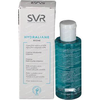 SVR Hydraliane Crème Riche + Hydraliane Essence GRATUIT 40 + 75 ml