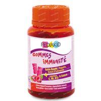 Pediakid Immunité Gommes 60  chewing-gums