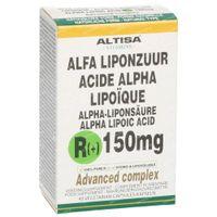 Altisa R-Alpha Acide Lipoïque + C+E 150mg 45  capsules