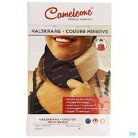 Cameleone Protector de Cuello Medium Marrón/Higo 1 st