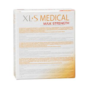 XL-S Medical Max Strength Gewichtsverlies 20 stick(s)