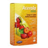 Orthonat Acerola 1000mg 30  tabletten