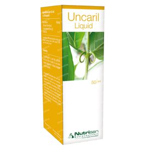 Nutrisan Uncaril 50 ml Soluzione
