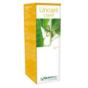 Nutrisan Uncaril 50 ml Oplossing
