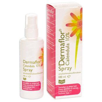 Dermaflor Calendula 10% 100 ml spray