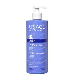 Uriage Baby Cleansing Oil 500 ml