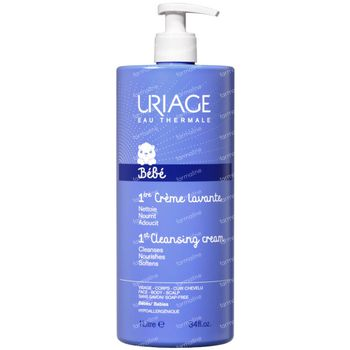 Uriage Baby 1ste Wascrème 1 l