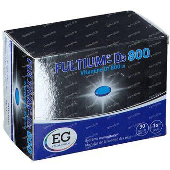 Fultium D3 800 90 capsules