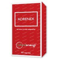 Natural Energy Adrenex 60  capsules