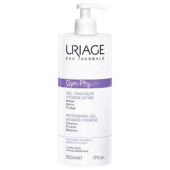Uriage Gyn-Phy Verfrissende Gel 500 ml