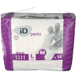 ID Pants Maxi Large 14 st