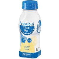 Fresubin 2 Kcal Fibre Max Drink Vanille 4x300 ml