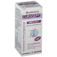 Curasept Mouthwash ADS Implant 200 ml
