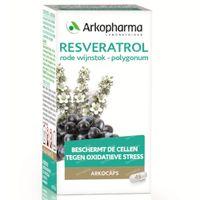Arkocaps Resveratrol 45  capsules