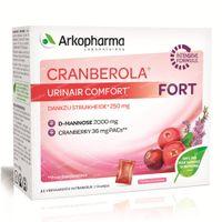 Arkopharma Cranberola Urinair Comfort Forte 14  zakjes