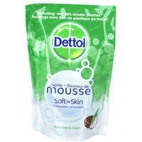 Dettol Zachte Mousse Aloe Vera & Coco Navulling 200 ml