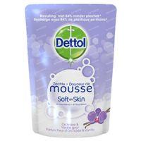 Dettol Zachte Mousse Orchidee & Vanille Navulling 200 ml