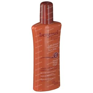 Bergasol Refreshing Milkspray SPF30 New Formula 125 ml