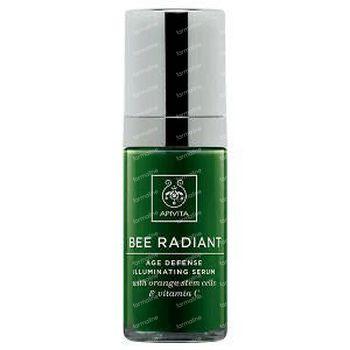 Apivita Bee Radiant Age Defense Illuminating Serum 30 ml