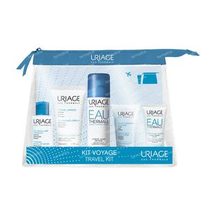 Uriage Travel Kit Hygiene 50+50+50+15+15 ml