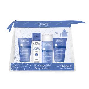 Uriage Baby Travel Set 50+50+100+50 ml