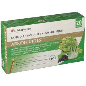 Arkofluide Artisjok Kuur 20 unidosis