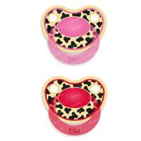 Bibi Happiness Sucette Tiger Dental 6-16 Moins DUO 2 pièces
