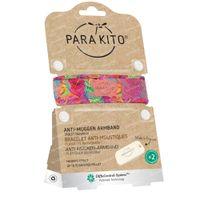 Para'Kito Anti-Moustique Bracelet Graphic Summertime Rechargeable 1 pièce