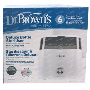 Dr Brown Electric Sterilizer Ref. AC043 1 pezzo