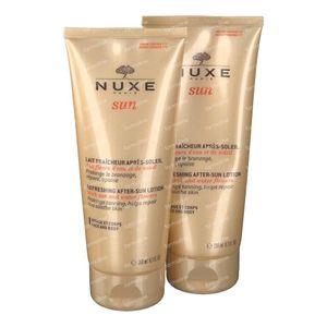 Nuxe Latte Freschezza Doposole Viso E Corpo Duo 2x200 ml Tubo