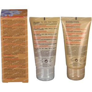 Nuxe Sun Visage SPF30 Trousse 3x50 ml