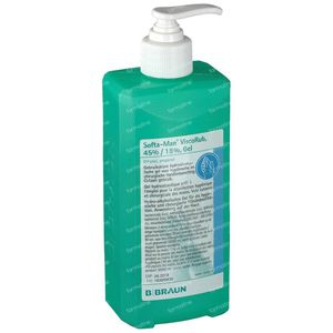 Softa-Man ViscoRub Handgel 500 ml